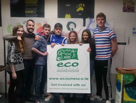 ECO-UNESCO' s Youth for Sustainable Development (Dublin)