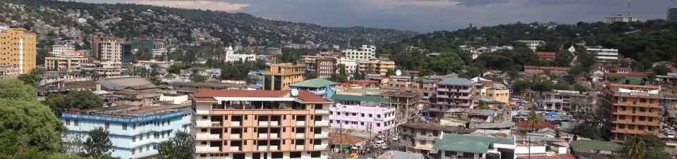 La ville de Mwanza