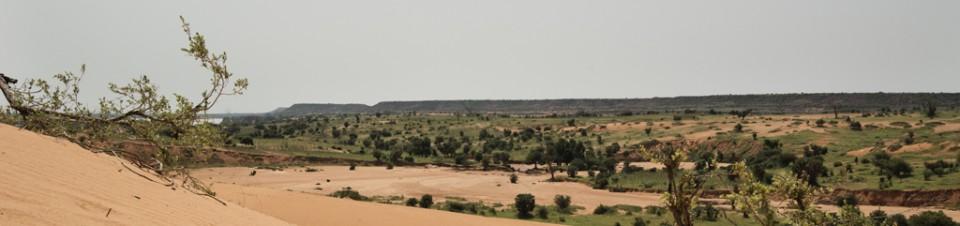 Dunes, Niamey region