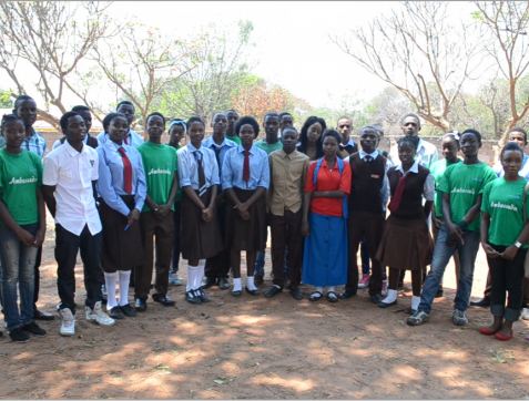 Zambia Climate Ambassador